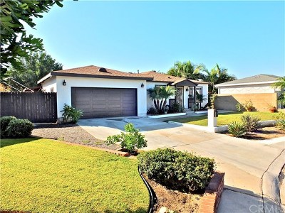 Buena Park Single Family Home For Sale: 8212 Circle M