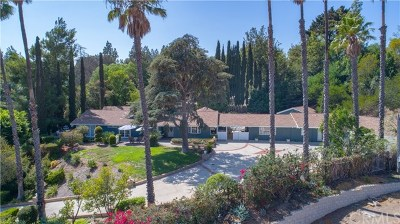 North Tustin Single Family Home For Sale: 9843 Brentwood Drive