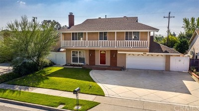 Brea Single Family Home For Sale: 616 Candlewood Street