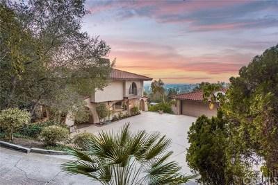 North Tustin Single Family Home For Sale: 11331 La Vereda Drive