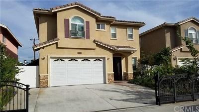 Garden Grove Single Family Home For Sale: 13958 Anita Place
