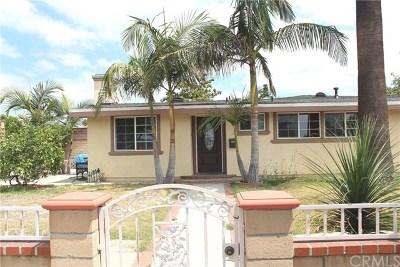 Garden Grove Single Family Home For Sale: 12401 Trask Avenue