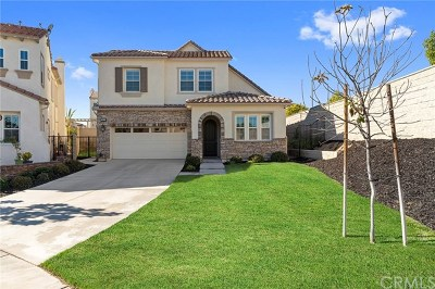 Yorba Linda Single Family Home For Sale: 3913 Congressional Court