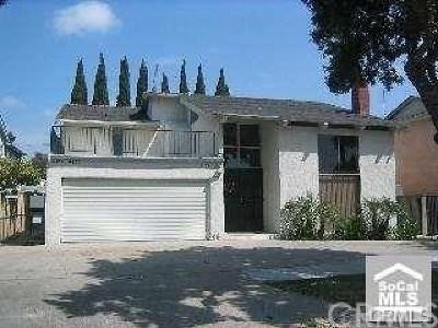 Los Alamitos Multi Family Home For Sale: 4391 Green Avenue