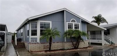 Huntington Beach Mobile Home For Sale: 7850 Slater Avenue