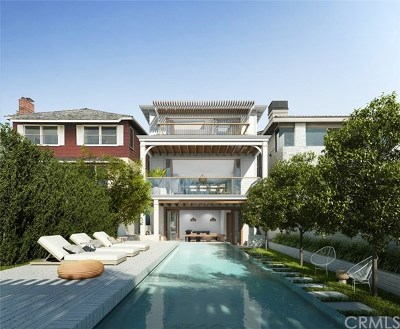 Seal Beach Single Family Home For Sale: 606 Ocean Avenue