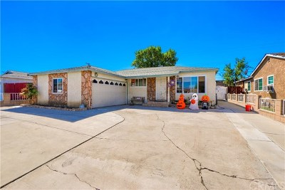 Hacienda Heights Single Family Home For Sale: 16350 Binney Street