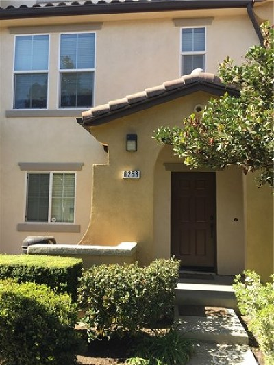 Eastvale Condo/Townhouse For Sale: 6258 Isidora Lane