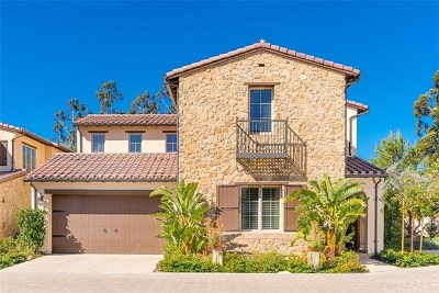 Irvine Single Family Home For Sale: 9 Sunset