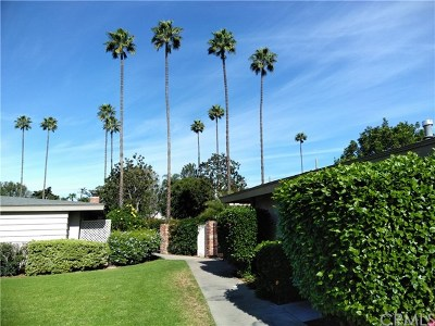 Tustin Condo/Townhouse For Sale: 677 W 6th Street #B