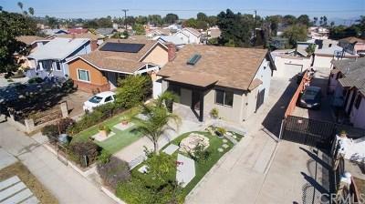 Inglewood Single Family Home For Sale: 1137 E Fairview Boulevard