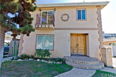 Hawthorne Single Family Home For Sale: 5150 W 142nd Street