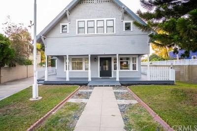Anaheim Single Family Home For Sale: 201 S Walnut Street