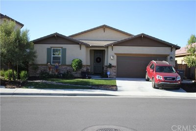 Lake Elsinore Single Family Home For Sale: 29621 Rawlings Way