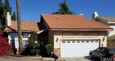 Artesia Single Family Home For Sale: 11431 Jenkins Street