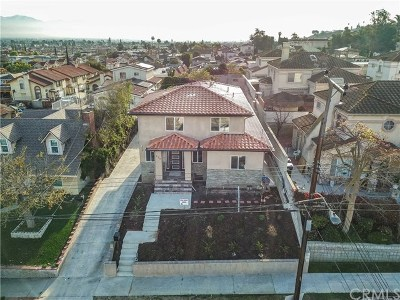 Monterey Park Single Family Home For Sale: 436 Russell Avenue