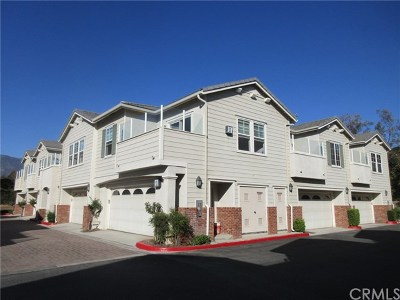 Rancho Cucamonga Condo/Townhouse For Sale: 7331 Shelby Place U64