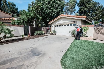 Placentia Single Family Home For Sale: 1183 Curie Lane