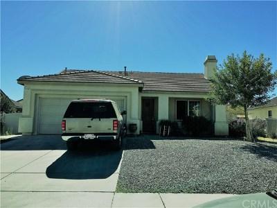 Adelanto Single Family Home For Sale: 11797 Maywood Street