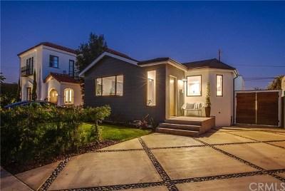 Venice Single Family Home For Sale: 1142 Grant Avenue