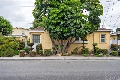 Lynwood Single Family Home For Sale: 11324 California Avenue