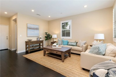 Buena Park Condo/Townhouse For Sale: 8095 Page Street