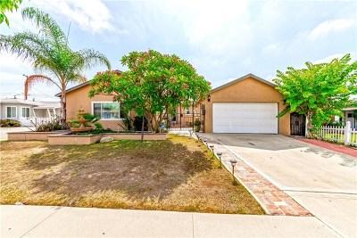 La Mirada Single Family Home For Sale: 14402 Adelfa Dirve