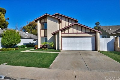 Mission Viejo Single Family Home For Sale: 21746 Cabrosa