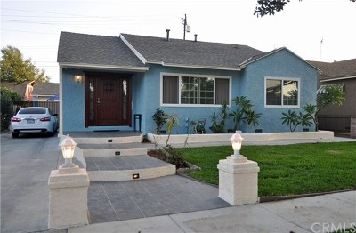 Paramount Single Family Home For Sale: 14624 Castana Avenue