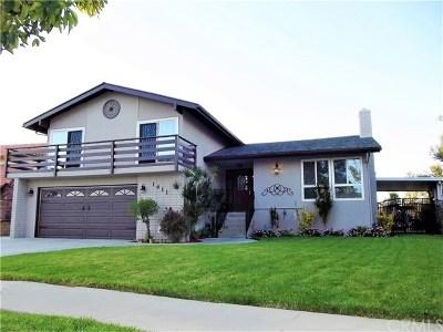Corona Single Family Home For Sale: 1411 Del Norte Drive