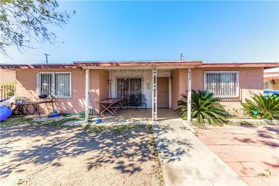 Santa Ana Multi Family Home For Sale: 932 Fair Way