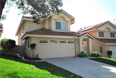 Canyon Country Single Family Home For Sale: 15644 Carrousel Drive
