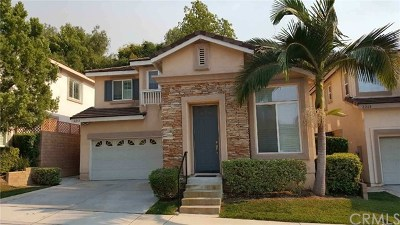 West Covina Single Family Home For Sale: 2212 Pacific Park Way
