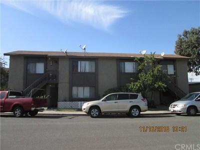 Costa Mesa Multi Family Home For Sale: 776 W Wilson Street