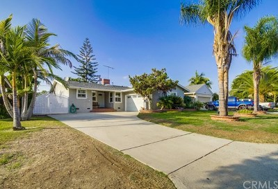Downey Single Family Home For Sale: 10227 Rives Avenue