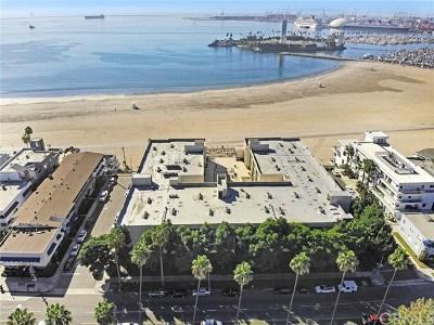 Long Beach Condo/Townhouse For Sale: 1140 E Ocean Boulevard #223