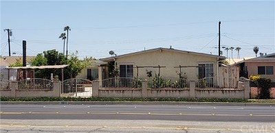 Midway City Single Family Home For Sale: 8272 McFadden Avenue