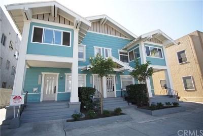 Long Beach Multi Family Home For Sale: 1142 E 1st Street
