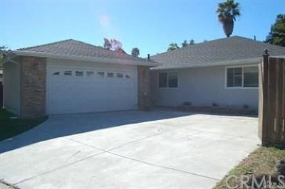 San Clemente Rental For Rent: 422 Calle Vista Torito