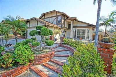Fullerton Single Family Home For Sale: 1782 Berkshire Drive