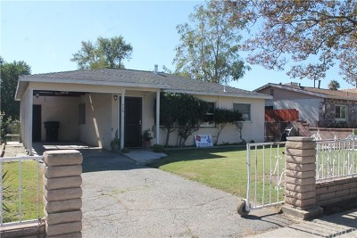 San Bernardino Single Family Home For Sale: 939 W 15th Street