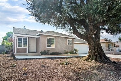 Buena Park Single Family Home For Sale: 7192 9th Street