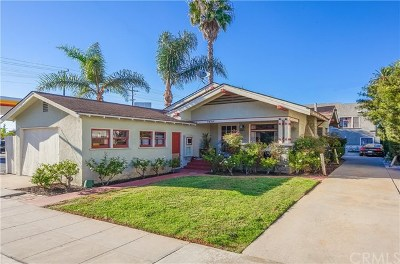 Long Beach Multi Family Home For Sale: 3617 E 4th Street