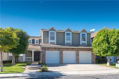 La Habra Single Family Home For Sale: 2061 S Mangrum Court