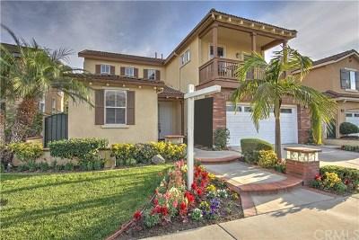 La Habra Single Family Home For Sale: 1850 W Cooper Court