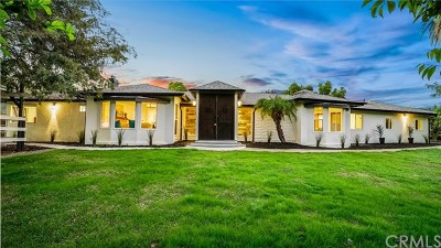 Fullerton Single Family Home For Sale: 1159 W Valley View Drive