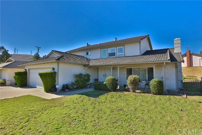 Rowland Heights Single Family Home For Sale: 2503 Toro Drive