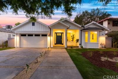 Valley Village Single Family Home For Sale: 12240 La Maida Street