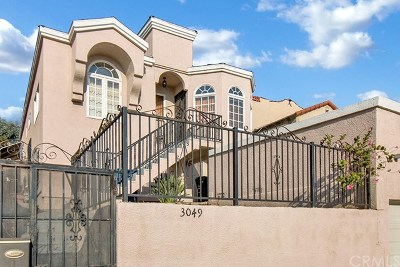 Los Angeles Single Family Home For Sale: 3049 Ganahl Street