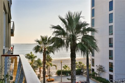 Long Beach Condo/Townhouse For Sale: 1400 E Ocean Boulevard #2304